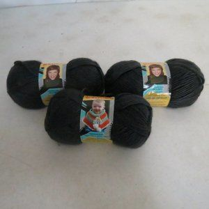 Lot of 3 Skeins Sheepish Caron Yarn